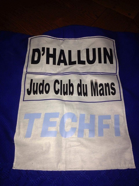 TECHFI INDUSTRIES au Championnat de France de Judo